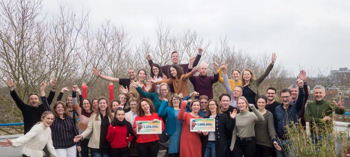 blije Solidaridad medewerkers